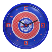 Rangers F.C. - Club Crest Bullseye Wall Clock - Cover