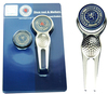 Rangers F.C. - Club Crest Golf Divot Tool and Ball Markers