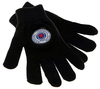 Rangers F.C. - Club Crest Knitted Gloves