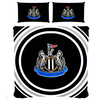 Newcastle United - Reversible Pulse Duvet Set (Double)