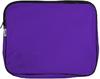 Treeline - Canvas Book Bag - Purple