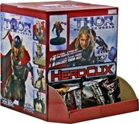 Marvel HeroClix - Thor: Dark World 1-Figure Booster (Miniatures) - Cover