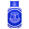 Everton - Club Crest Reversible Pulse Duvet Set (Single)