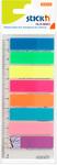 Stick'n - Film Index 45mm x 12mm (Neon)