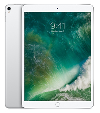 Apple iPad Pro - 10.5 inch - 512GB - WiFi (Silver) (UK) Tablet - Cover