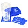 Everton - Wordmark Club Crest Mini Bar Set