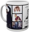 Justin Bieber - Grids Mug