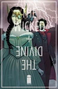 The Wicked + The Divine - Old Is The New New - Kieron Gillen (Paperback) - Cover