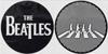 Beatles - Abbey Road Silhouette (Slipmat Set) Cover