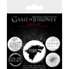 Game Of Thrones - Stark Prints (Button Badge Pack)