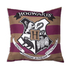 Harry Potter - Muggles Sqaure Cushion
