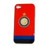 Inter Milan - iPhone 4/4S Hard Phone Case (Red)