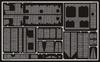 Eduard - P-Etch 1/35 - Stug.III - Ausf.G Zimmerit Waffel (Dragon) (Plastic Model Kit Add-On)