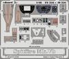 Eduard - Photoetch (Zoom) 1/48 - Spitfire Mk.Vb (Tamiya) (Plastic Model Kit Add-On)