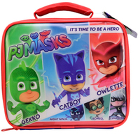 PJ Masks - Comic Lunch Bag - Cover