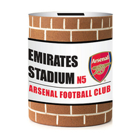 Arsenal F.C. - Brick Wall Money Box - Cover