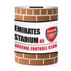 Arsenal F.C. - Brick Wall Money Box