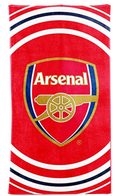 Arsenal F.C. - Pulse Beach Towel - Cover