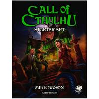 Call of Cthulhu Starter Set (Role Playing Game)