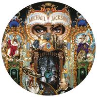 Michael Jackson - Dangerous (Vinyl) - Cover