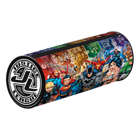 Justice League - Characters Barrel Pencil Case - Cover