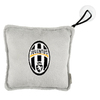 Juventus - Club Crest Mini Toy Cushion (Grey)