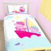 Peppa Pig - Nautical Reversible Duvet (Single)