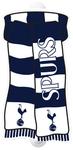 """Tottenham Hotspur - Club Crest & Text """"SPURS"""" Show Your Colours Window Sign"""