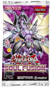 Yu-Gi-Oh! - Soul Fusion Single Booster (Trading Card Game) - Cover