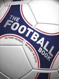 Football Book - Dk (Hardcover) - Cover