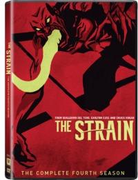 The Strain - Season 4 (DVD) - Cover