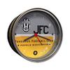 Juventus - Club Crest & Logo Table Clock In Tin