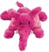 KONG - COZIE Pink Elmer the Elephant Plush Toy (Medium)