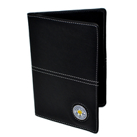 Leicester City - Club Crest Executive Golf Scorecard Holder - Cover