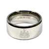 Newcastle United - Club Crest Band Ring