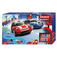 Carrera - FIRST MINI Cooper Slot Cars Set