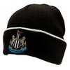 Newcastle United - Club Crest Cuff Knitted Hat