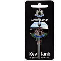 Newcastle United - Club Crest Key Blank