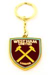 West Ham United F.C. - Crest Keyring