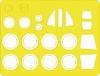 Eduard - Masks: 1/72 - TSR 2 (Airfix) (Plastic Model Kit Add-On)
