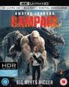 Rampage (Ultra HD Blu-ray)