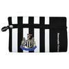 Newcastle United - Club Crest Wordmark Flat Pencil Case