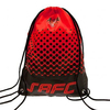 "Sunderland AFC - Club Crest &  Text ""SAFC"" Fade Design Gym Bag"