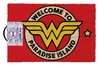 Wonder Woman - Welcome to Paradise Island (Door Mat)
