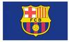 FC Barcelona - Core Crest Flag