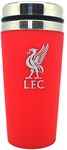 Liverpool - Handless Aluminium Travel Mug (450ml)