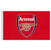 Arsenal F.C. - Core Crest Flag Cover