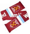 West Ham United F.C. - Stripe Scarf