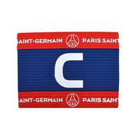 Paris Saint Germain - Club Crest & Colours Captains Armband - Cover