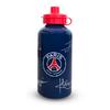 Paris Saint Germain - Club Crest & Players Signatures Aluminium Water Bottle (500ml)